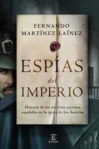 Espías del imperio Book Cover
