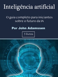 Inteligência artificial de John Adamssen Capa de livro