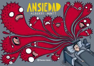 Ansiedad Book Cover
