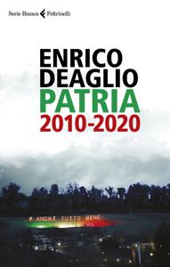 Patria 2010-2020 Copertina del libro