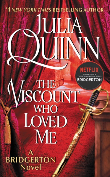 The Viscount Who Loved Me - Julia Quinn book cover