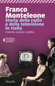 Storia della radio e della televisione in Italia Libro Cover