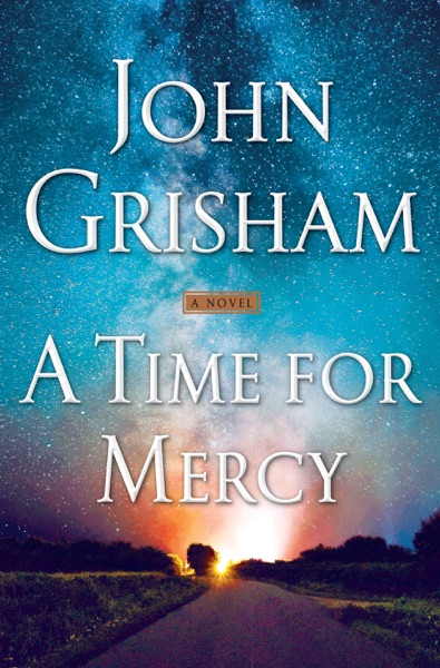A Time for Mercy - John Grisham book cover