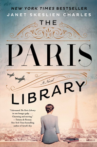 The Paris Library Book Cover