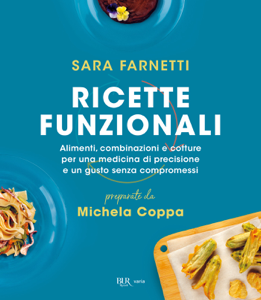 Ricette funzionali Libro Cover
