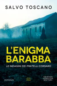 L'enigma Barabba Copertina del libro