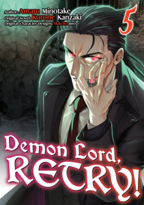 Demon Lord, Retry! (Manga) Volume 5 Buch-Cover