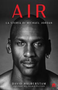 Air. La storia di Michael Jordan Copertina del libro