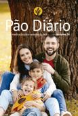 Pão Diário volume 24 - Capa família Book Cover