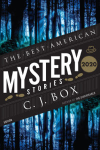 The Best American Mystery Stories 2020 Book Cover