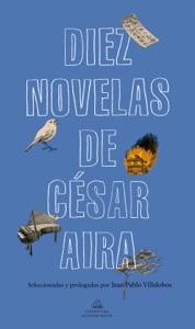 Diez novelas de César Aira Book Cover