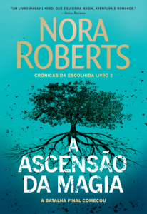 A ascensão da magia Book Cover