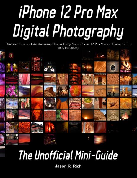 iPhone 12 Pro Max Digital Photography