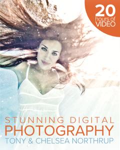 Stunning Digital Photography Boekomslag