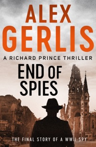 End of Spies Book Cover