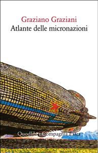 Atlante delle micronazioni Libro Cover