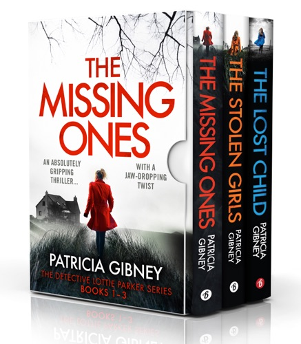 Patricia Gibney - The Detective Lottie Parker Series: Books 1–3