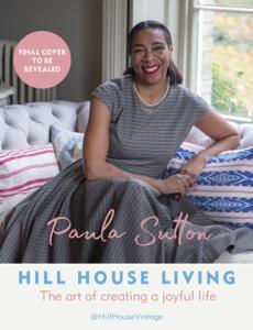 Hill House Living Copertina del libro