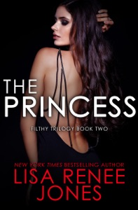 The Princess Book Cover