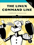The Linux Command Line, 2nd Edition Book Cover