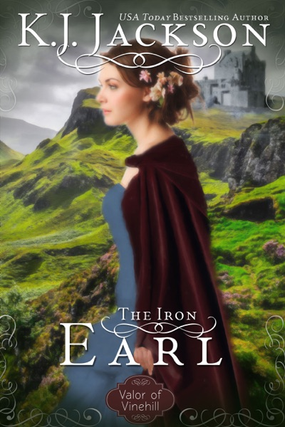 The Iron Earl - K.J. Jackson book cover