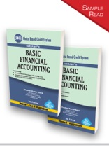 Taxmann's Basic Financial Accounting  (Set Of 2 Volumes)