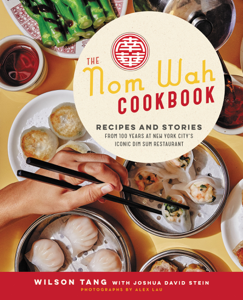 The Nom Wah Cookbook Book Cover