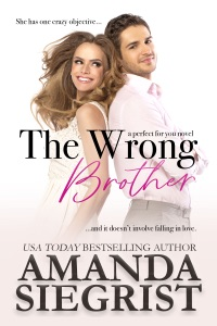 The Wrong Brother Book Cover