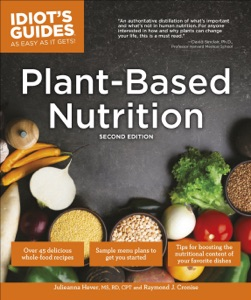 Plant-Based Nutrition, 2E Book Cover