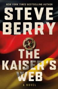 The Kaiser's Web Door Steve Berry Boekomslag