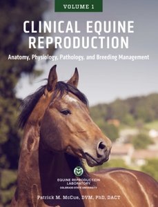 Clinical Equine Reproduction Volume 1 Libro Cover