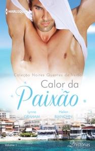 Calor da paixão Book Cover