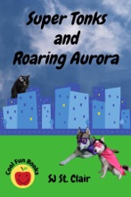 Super Tonks And Roaring Aurora