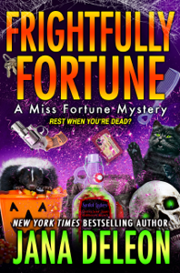Frightfully Fortune Book Cover