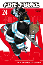 Fire Force volume 24