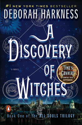 A Discovery of Witches - Deborah Harkness book
