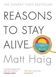 Reasons to Stay Alive Boekomslag