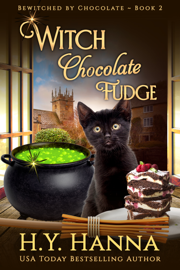 Witch Chocolate Fudge (Bewitched by Chocolate ~ Book 2)