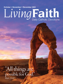 Living Faith October, November, December 2021