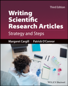 Writing Scientific Research Articles Book Cover