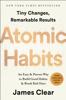 James Clear - Atomic Habits  artwork