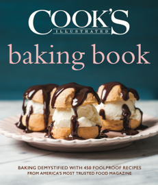 Cook's Illustrated Baking Book book