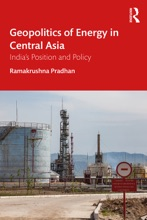 Geopolitics Of Energy In Central Asia