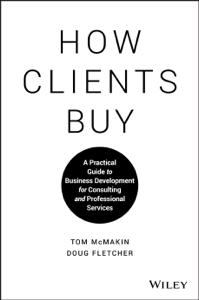 How Clients Buy La couverture du livre martien