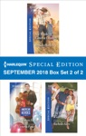 Harlequin Special Edition September 2018 - Box Set 2 Of 2
