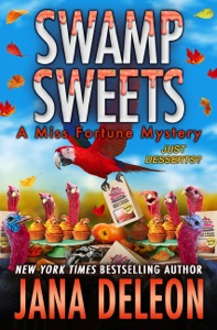 Swamp Sweets Book Cover