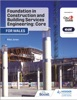 Foundation In Construction And Building Services Engineering: Core (Wales)