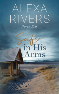 Safe in his arms Book Cover
