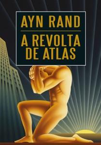 A revolta de Atlas Book Cover