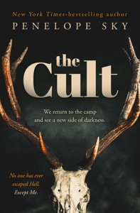 The Cult Book Cover